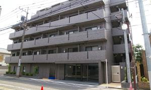 新築 ルーブル中村橋弐番館