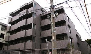 新築 ルーブル中馬込弐番館